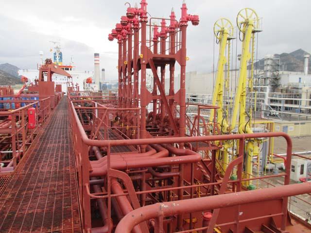 marine-surveyor-cartagena-tanker-pre-purchase
